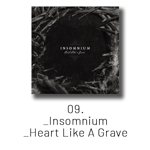 09 - Insomnium - Heart Like A Grave