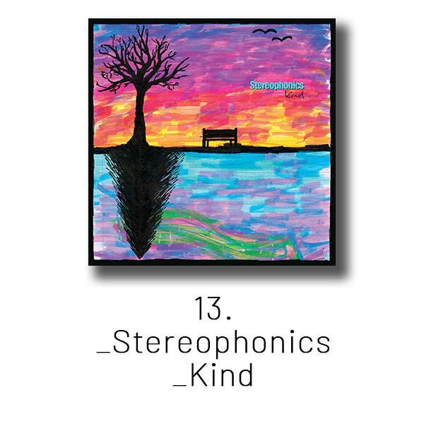 13 - Stereophincs - Kind