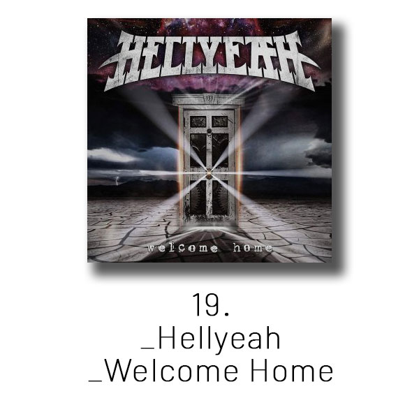 19 - Hellyeah - Welcome Home