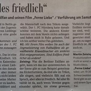 Badische Zeitung - 20.10.2017