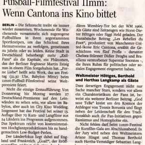 Berliner Morgenpost - 17.03.2016